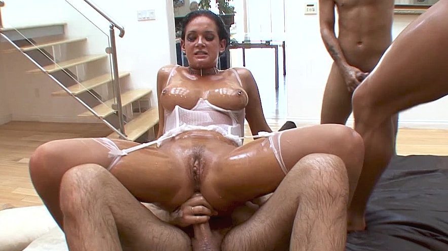 Tory Lane: Lubed Up And Passed Around