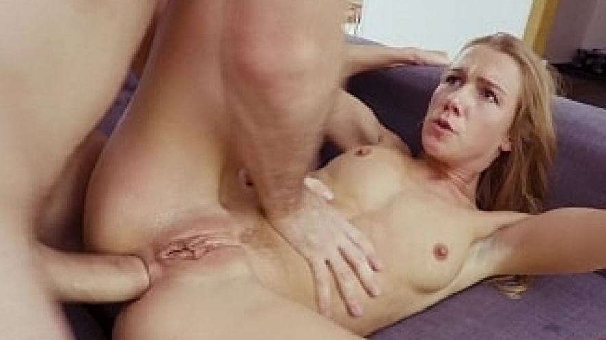 Alexis Crystal Blonde Super Model Is An Anal Superstar